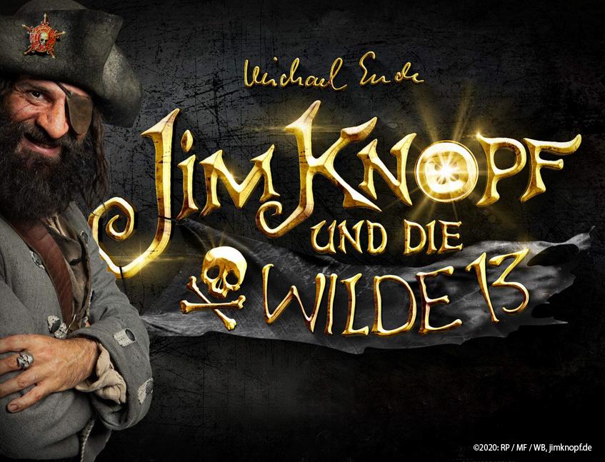 United Labels Marken Jim Knopf und die Wilde 13